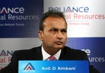 Anil Ambani at the Annual General Meeting