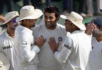Mohali Test: India walk all over Australia