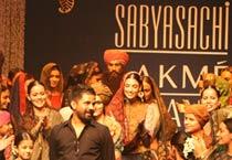 'Bridal Sutra' by Sabyasachi Mukherjee ends LFW