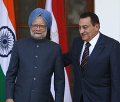 India, Egypt strengthen ties