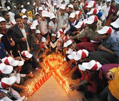 Events galore on World AIDS Day