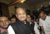 Ashok Gehlot to be Rajasthan CM