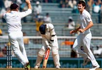 England steal India's thunder
