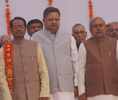 Shivraj Singh Chouhan sworn-in as MP Chief Minister