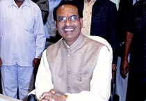 Chouhan assumes office as MP chief minister