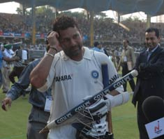Sachin's ton guides India to win