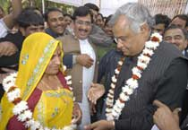 Gehlot inducts Cabinet in Rajasthan