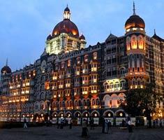 Taj opens its doors, again