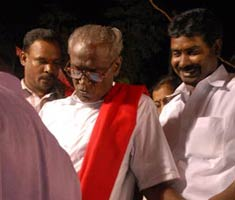 Campaigning on in Chennai in full swing