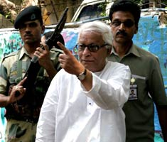 West Bengal comes out to vote