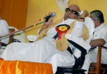DMK mulls over future action