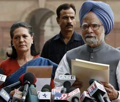 President appoints Manmohan as PM