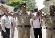 BJP protests against Australia in Mumbai