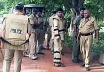Police resort to firing in Lalgarh