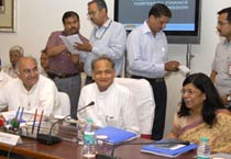 Gehlot asks for special status for Rajasthan