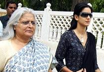 Spotted: Katrina Kaif in Rajasthan