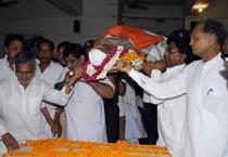Rajasthan mourns Shiv Charan Mathur's demise