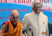Dalai Lama celebrates 74th birthday