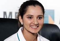Sania set for love match