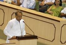 Rajasthan: Gehlot presents Budget