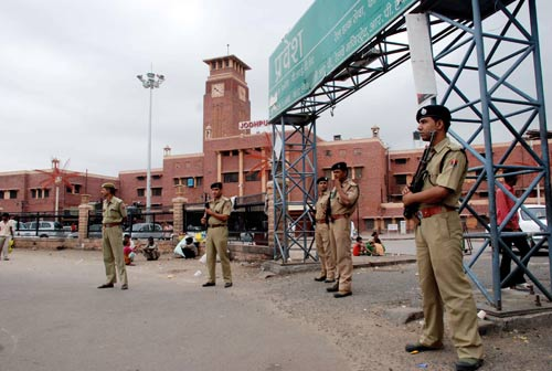 High alert in Jodhpur
