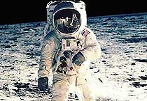 40 years of man on the moon
