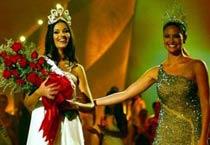 Miss Universe 2001