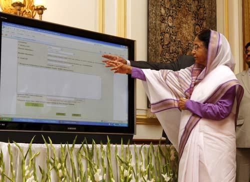 President launches helpline portal