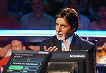 Many faces of Amitabh Bachchan