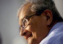 Amartya Sen favours universal PDS