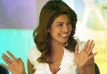 Priyanka goes 'green'