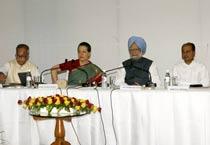 Congress Working Committee meet
