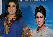 Farah Khan spills star secrets