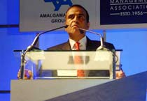 Sunil Mittal honoured