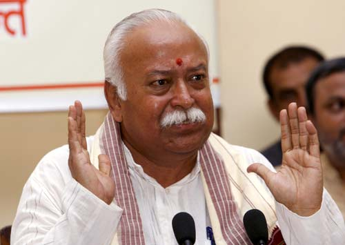 BJP has to decide its future: Bhagwat
