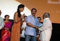 Music launch of Tamil film