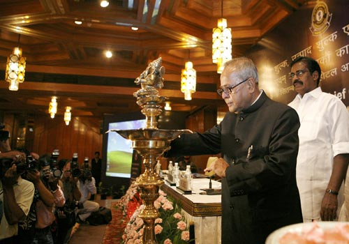 FM inaugurates conference of central excise
