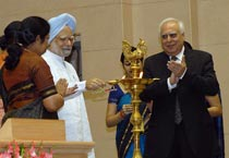 PM launches Saakshar Bharat Mission