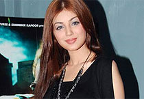 Ayesha Takia goes blonde