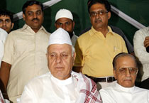 Iftar party at Rajiv Bhavan