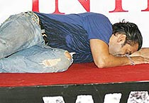 Most <em>Wanted</em> Salman on promotional spree
