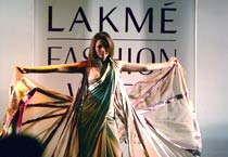 LFW '09: 10th year celebration