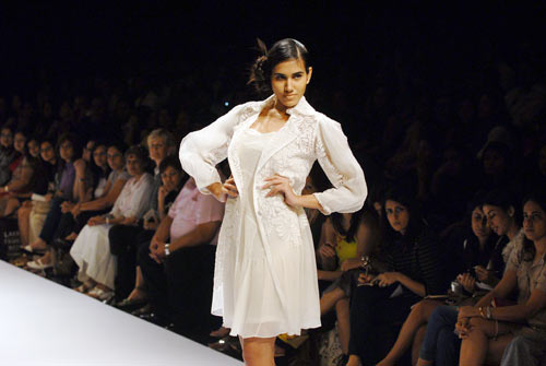 LFW '09: Anand Bhushan collection