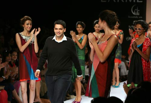 LFW '09: Nachiketa Bharve collection