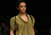 LFW '09: Neha Aggarwal collection