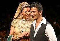 LFW '09: Vikram Phadnis's show