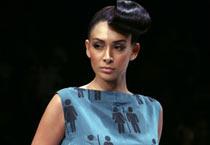 LFW '09: Kallol Dutta's show