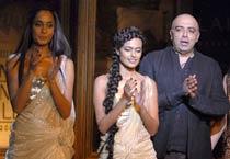 LFW '09: Tarun Tahiliani's show