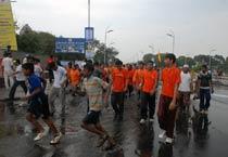 Chennai hosts International Half Marathon