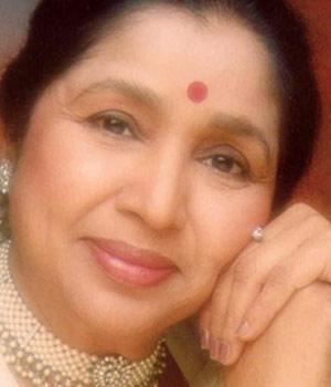 Asha Bhonsle turns 80